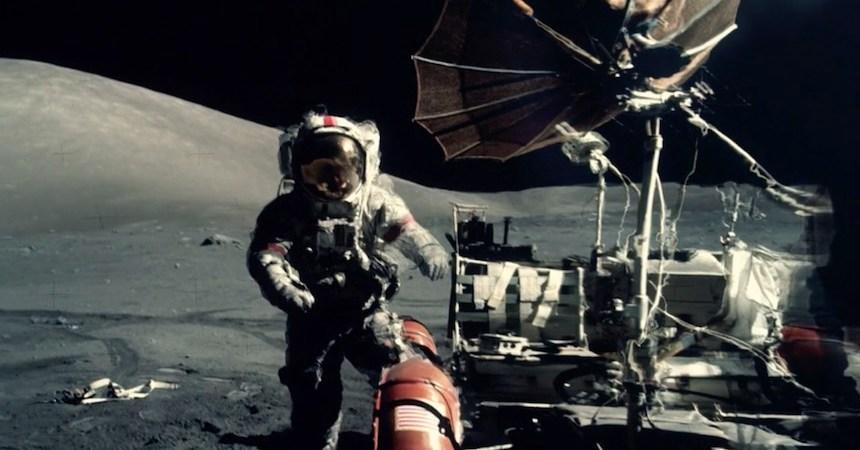 Lunar: cortometraje