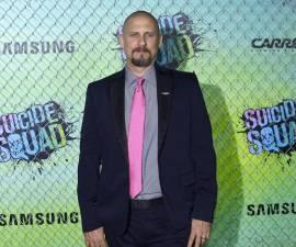 Director David Ayer
