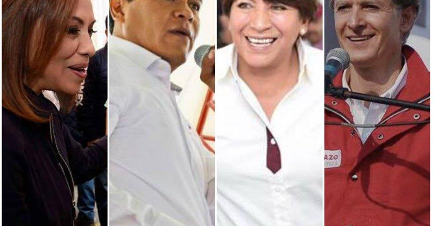¿Qué candidato del Estado de México eres?
