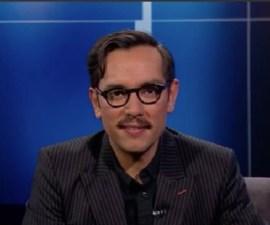 El periodista Genaro Lozano