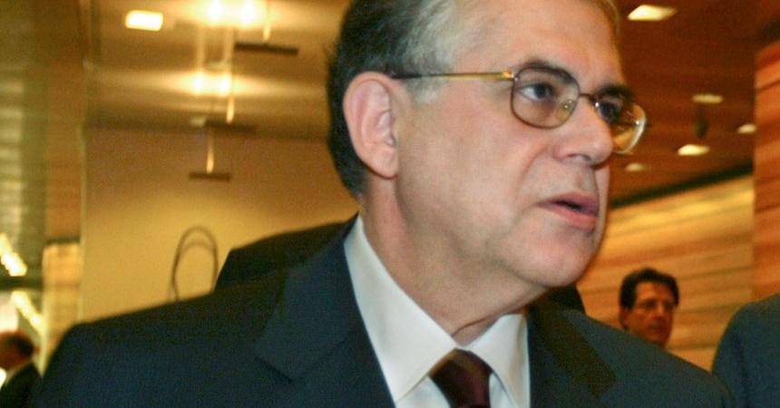 Lucas Papademos, exprimer ministro de Grecia