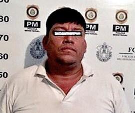 """""""Policía del Año 2015"""" en Veracruz, ahora preso por abuso sexual y desapariciones"""
