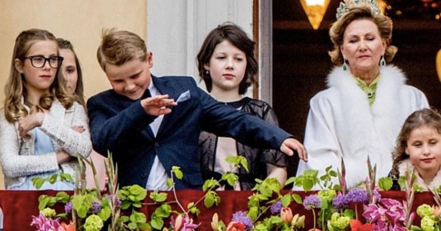 Sverre Magnus - Príncipe de Noruega en fotos