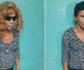 Reo intentó hacerse pasar por mujer para escapar de prisión
