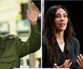 Los efectos de Fidel Castro y Kim Kardashian en Pornhub