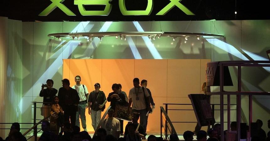 Microsoft - Conferencia en la E3