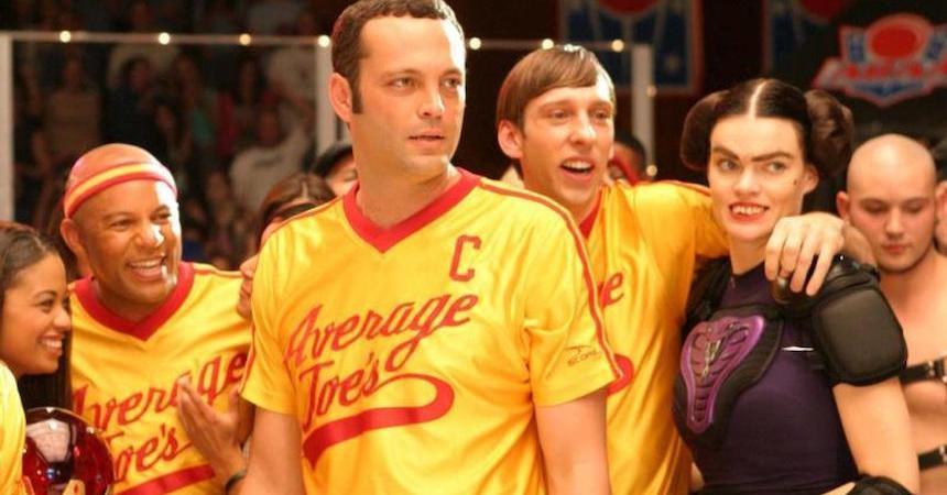 Dodgeball - Elenco de antes