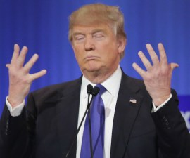 Donald Trump se convertirá en una marca de papel higiénico (?)