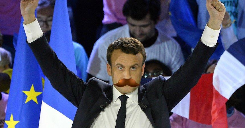 ¿ Realmente existe un Emmanuel Macron mexicano?