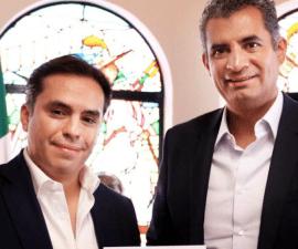Enrique Ochoa Reza y Fernando Charleston Hernández
