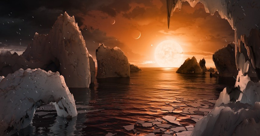 Exoplanetas - NASA