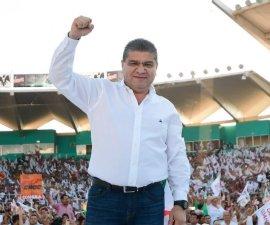 Miguel Ángel Riquelme, nuevo gobernador de Coahuila