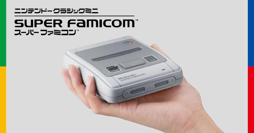 Mini Super Famicom