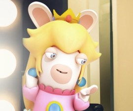 Instagram - Rabbid Peach