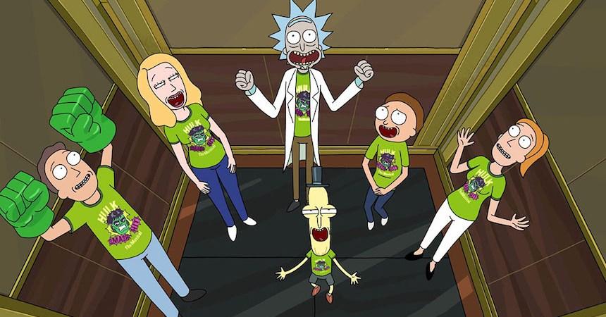 Tercera temporada de Rick and Morty