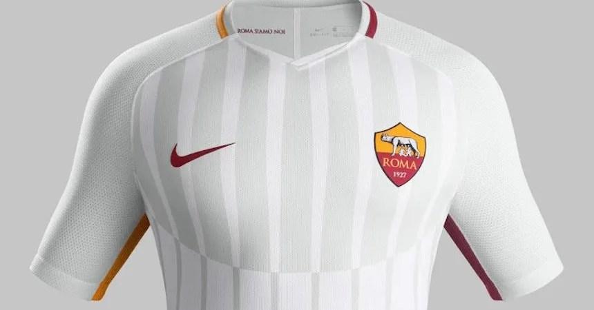Uniforme de la Roma
