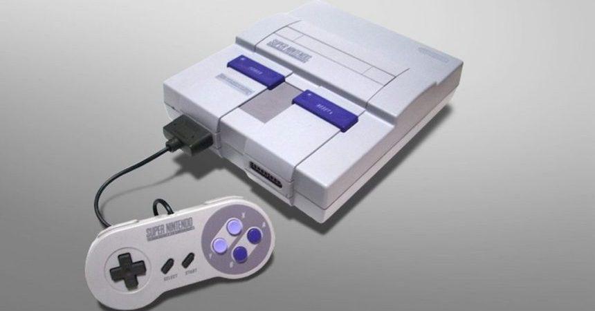 Consola - Super Nintendo