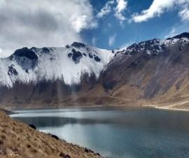 Nevado de Toluca. Detalle