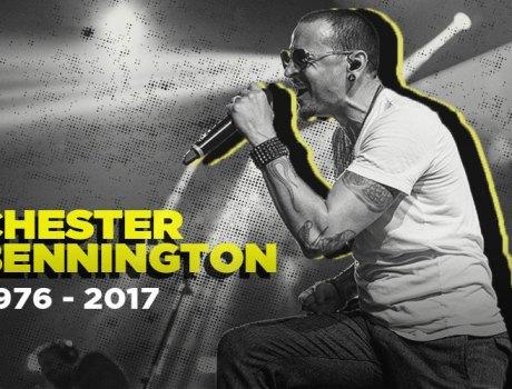 Chester Bennington de Linkin Park