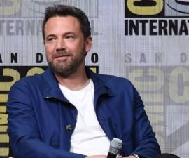 Ben Affleck en la Comic-Con de San Diego