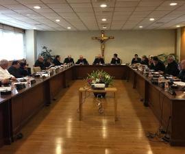 Explota artefacto en puerta de Conferencia del Episcopado Mexicano