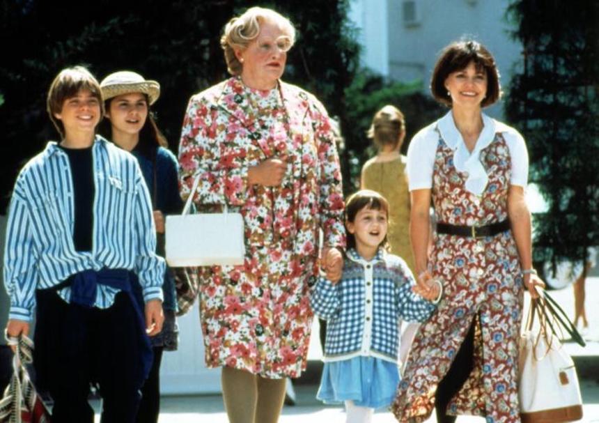 Robin Williams - Película