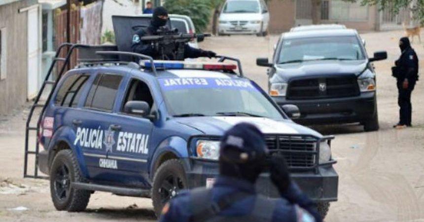 Reportan enfrentamiento en Las Varas, Chihuahua
