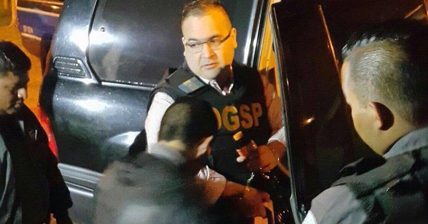 Javier Duarte de Ochoa es extraditado a México para enfrentar cargos por delincuencia organizada y lavado de dinero
