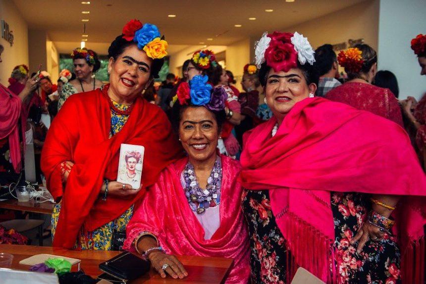 Frida Fest - Participantes
