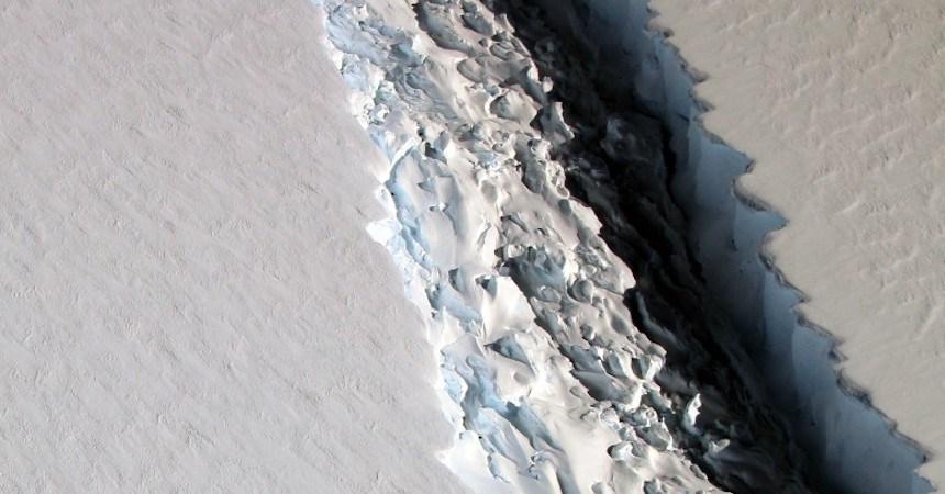 Iceberg A68, del tamaño de cuatro veces la CDMX