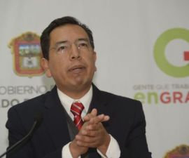 Indalecio Rios, alcalde de Ecatepec