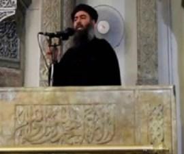 Lider de ISIS