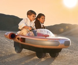Landspeeder - Star Wars
