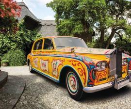 El Rolls-Royce de John Lennon