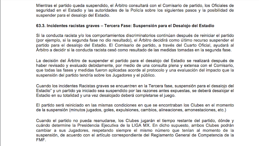 La Liga MX ya tiene en el reglamento el famoso grito