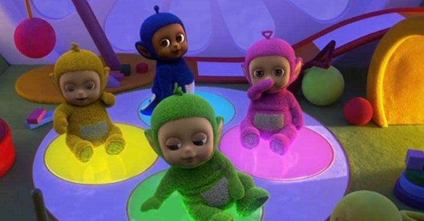 Tiddlytubbies - Bebés de los Teletubbies