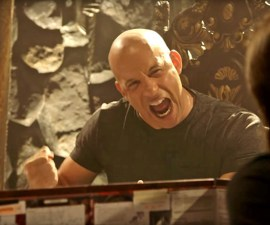 Vin Diesel jugando Dungeons and Dragons