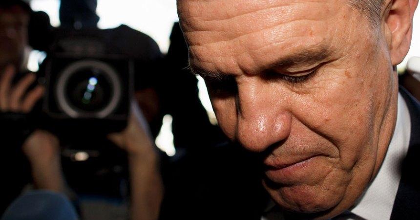 Javier Aguirre en el juicio por amaño de partidos con el Zaragoza