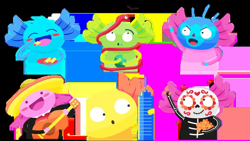 Estos son los emojis de la CDMX