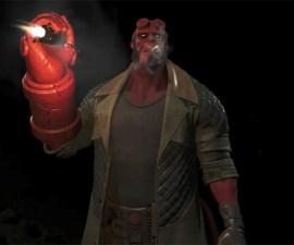 Hellboy en Injustice 2