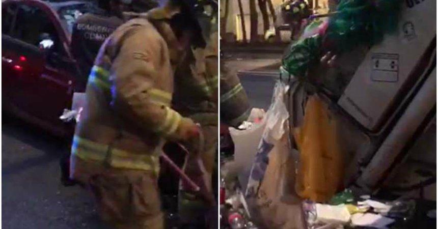 Un automovilista atropelló a un trabajador de limpia de la CDMX; salió libre un día después