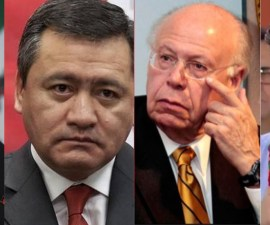 Precandidatos del PRI presidencia de México