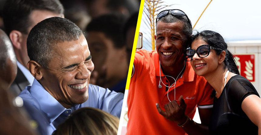 Barack Obama - Jose Oliveira