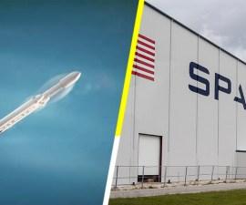 SpaceX lanzamiento Heavy Falcon