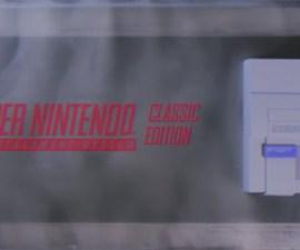 Super Nintendo Entertainment Classic Edition
