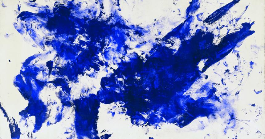 Jonathan Swift de Yves Klein