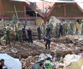 Damnificados Sismo Oaxaca