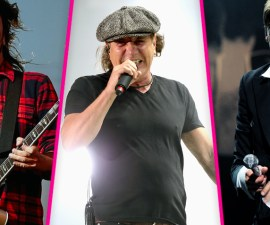 Foo Fighters y The Hives hacen cover de AC/DC
