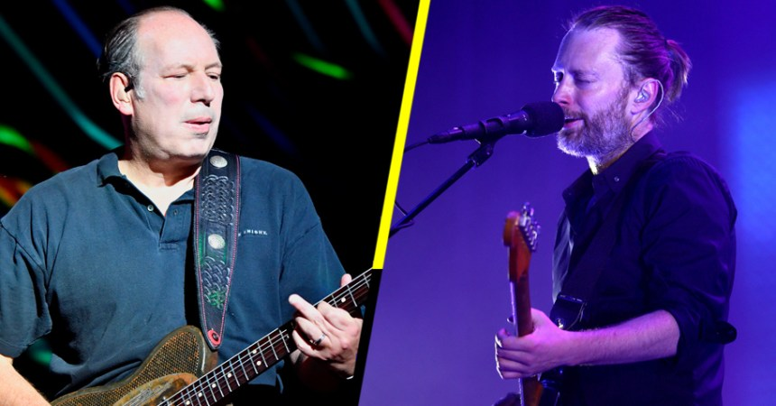 Radiohead y Hans Zimmer unen fuerzas para trabajar con la BBC
