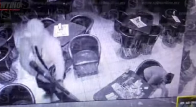 Balacera en bar de Irapuato